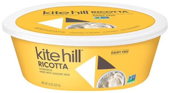Kite Hill Ricotta Alternative