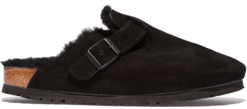 Birkenstock boston shearling