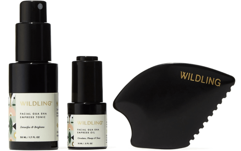 Wildling Beauty Facial Gua Sha Empress Collection