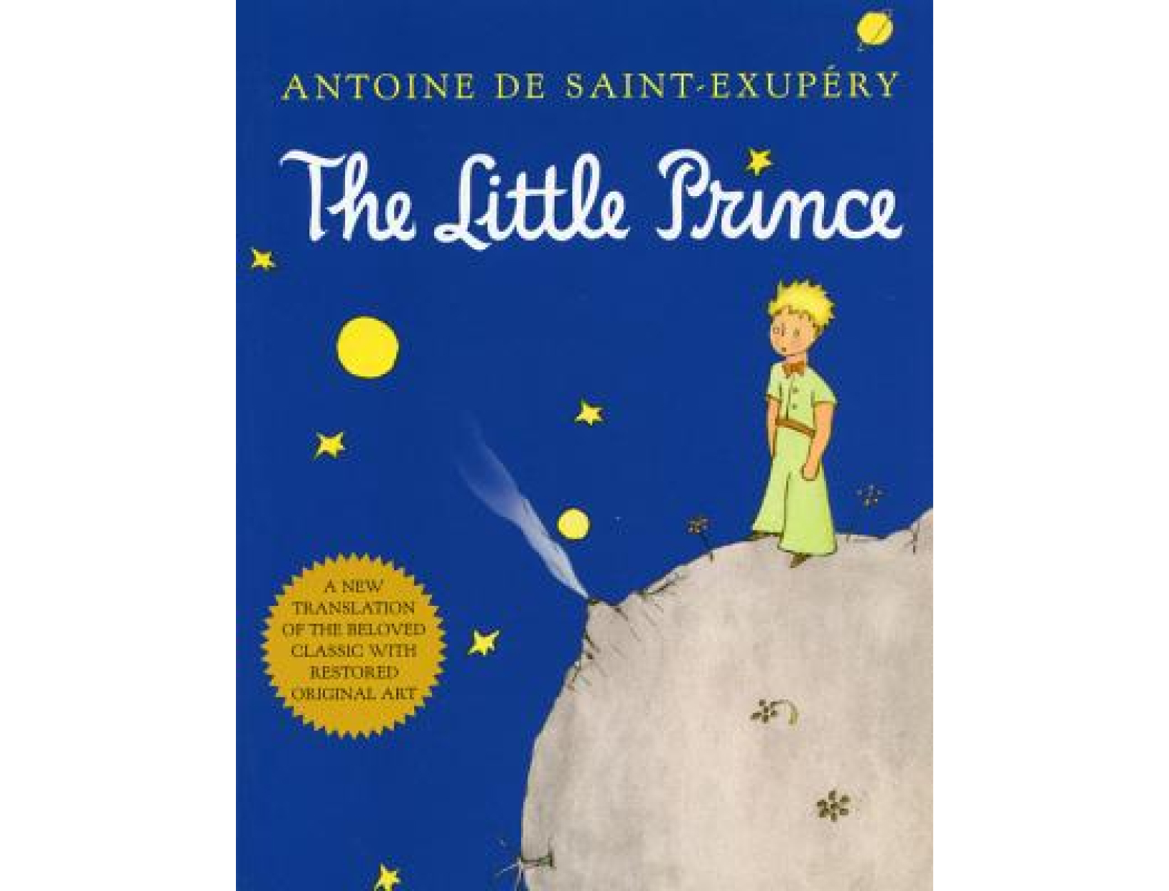 <em>The Little Prince</em> by Antoine de Saint-Exupéry