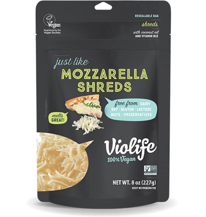 Violife Just Like Mozzarella Shreds