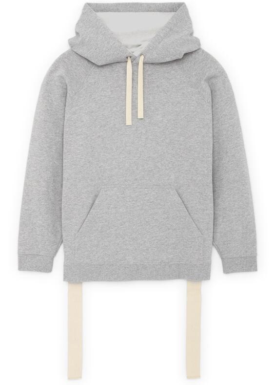 Lexi Tie-Back Sweatshirt