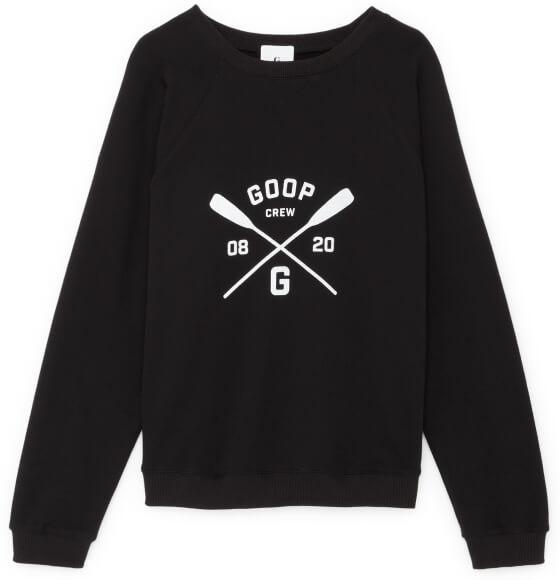 Scottie Crew Neck Graphic Sweatshirt