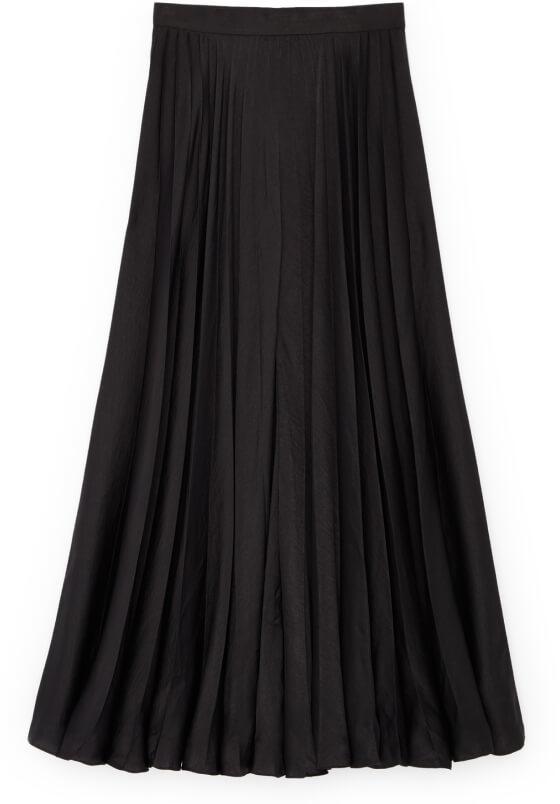 Laura Pleated Skirt