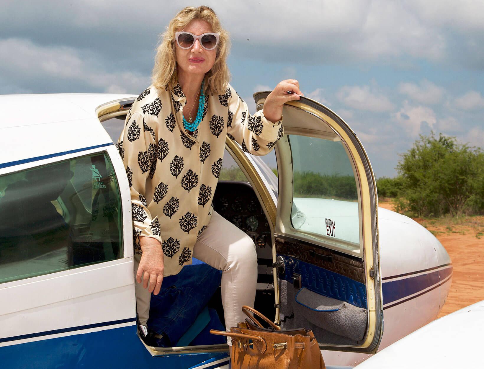 The goop Beauty Closet Questionnaire: Sylvie Chantecaille
