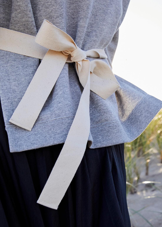 gp in Lexi Tie-Back Sweatshirt
