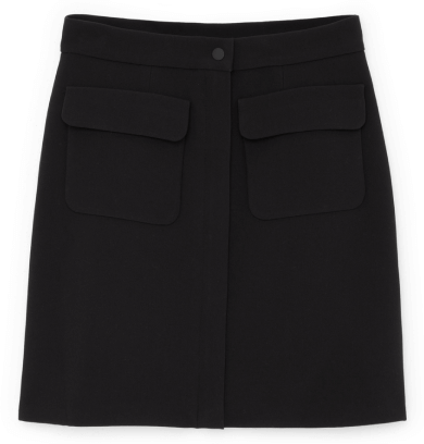 G. Label RODICH A-LINE SKIRT