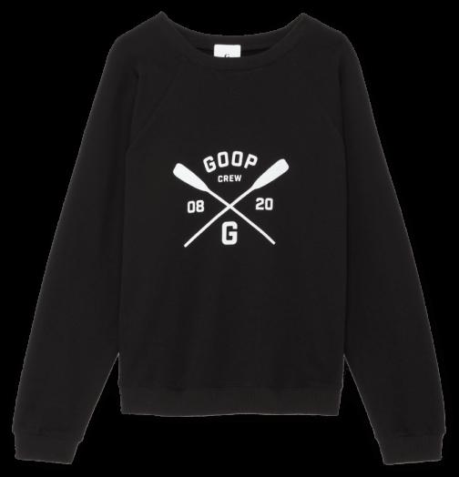 G. Label SCOTTIE GRAPHIC CREWNECK SWEATSHIRT