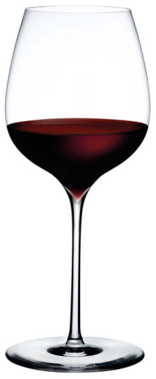 Nude Glass RED WINE GLASS, SET OF 2