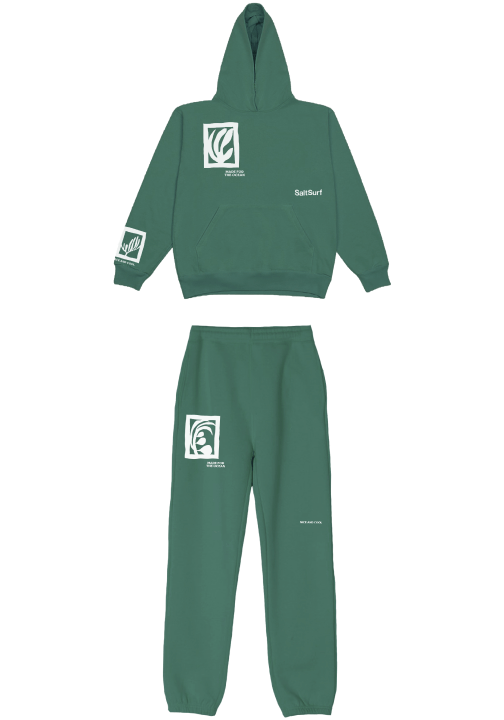 SALT SURF Made for the Ocean Sweatsuit