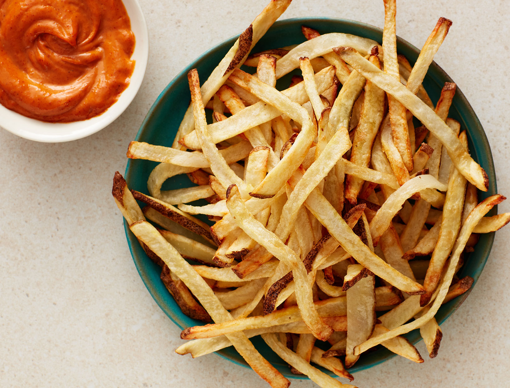 Air Fryer French Fries Recipe | Goop
