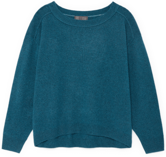 Anthropologie Emmeline Cashmere Sweater and Daphne Cashmere Joggers