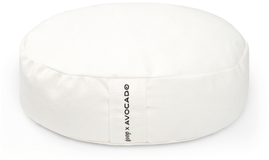 goop x Avocado Green Mattress Meditation Pillow