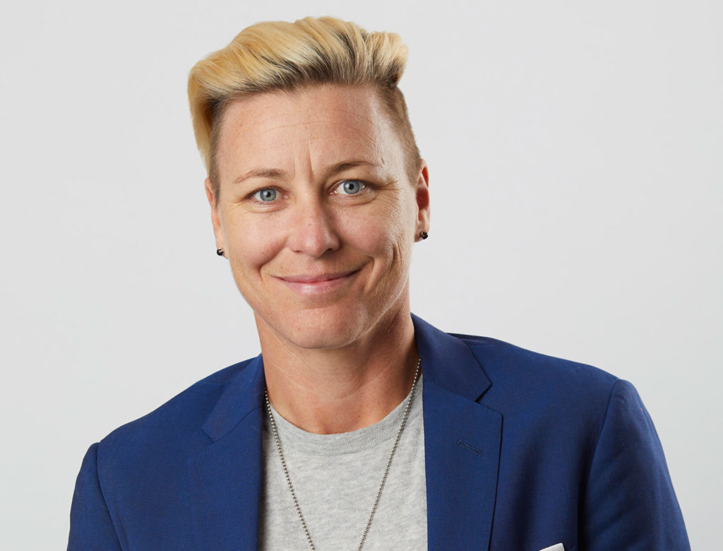 Image result for headshot abby wambach