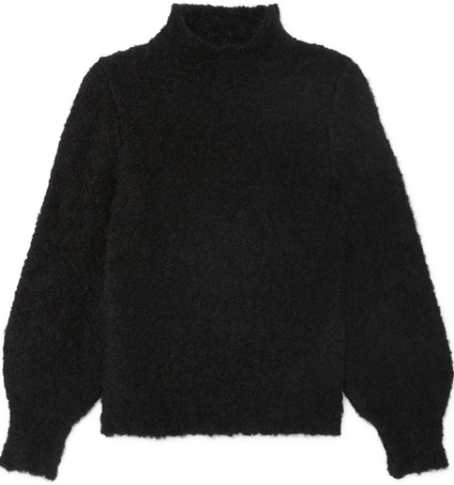 G.Label Candy bell-sleeve sweater