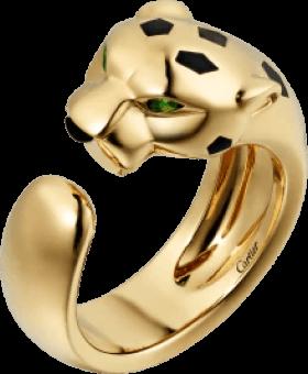 LA panthère ring