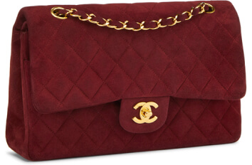 What goes around comes around the CHanel bag
