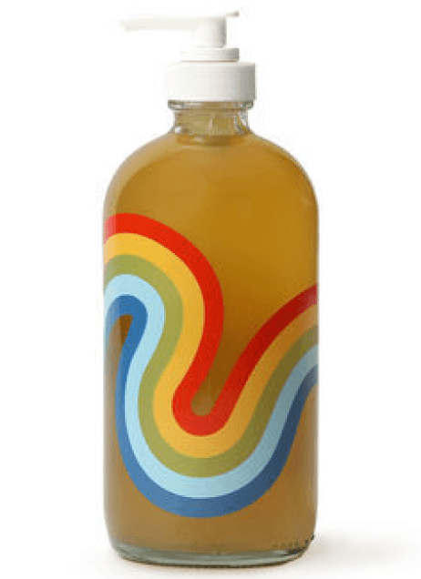 Bathing Culture Mind and Body Wash Refillable Glass