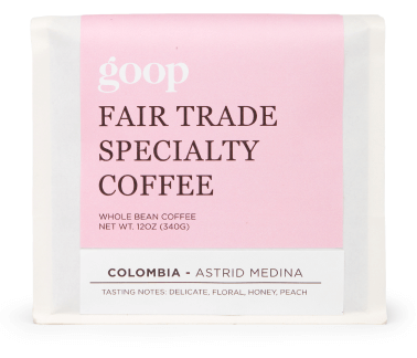 goop goop Fair Trade Specialty Coffee