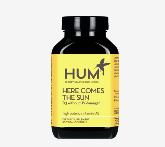 HERE COMES THE SUN HIGH-POTENCY VITAMIN D3