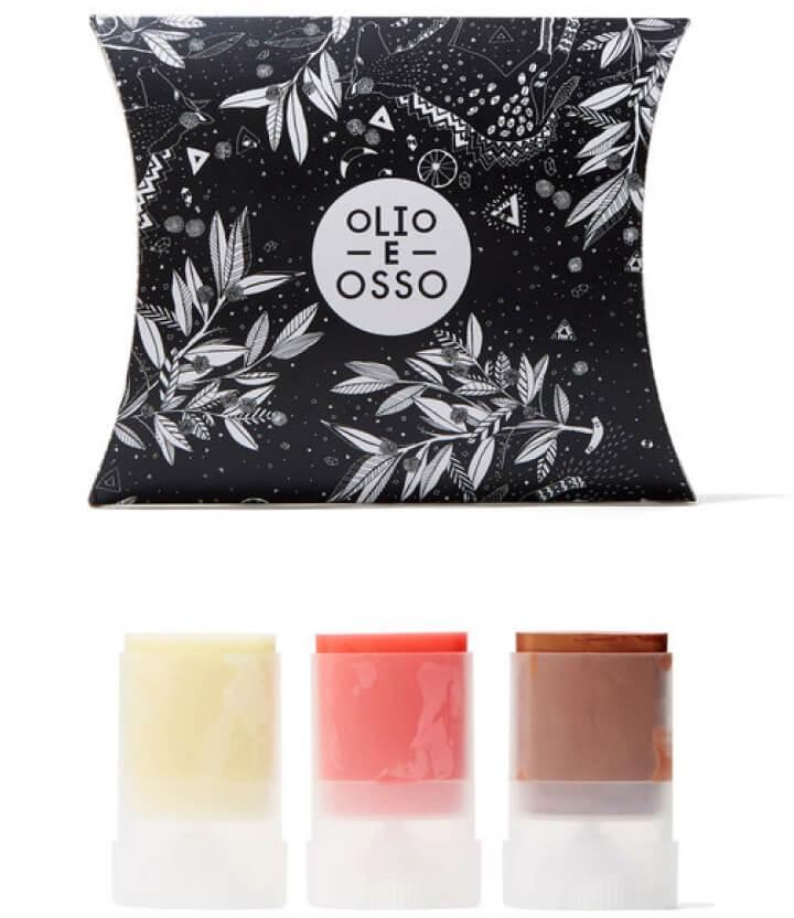 Olio E Osso 3 Balm Gift Set