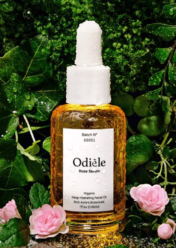 Odièle Organic Rose Sérum
