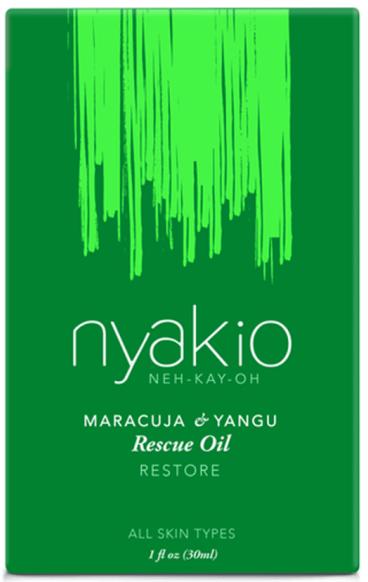 Nyakio Maracuja & Yangu Rescue Oil