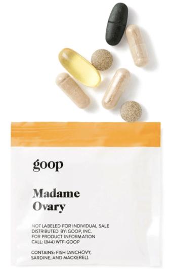 goop Wellness Madame Ovary