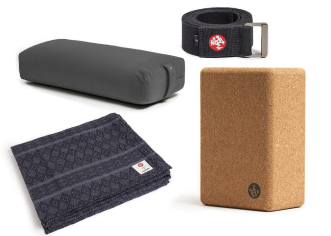 Manduka  The Restorative Bundle