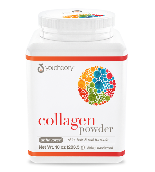 Youtheory® Collagen Powder Unflavored, 10 oz.