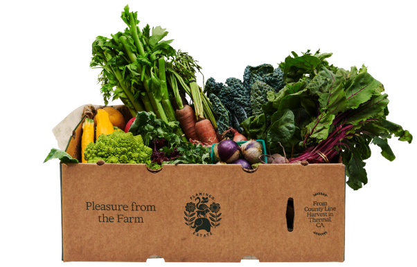 Organic Farmbox County Line Harvest
