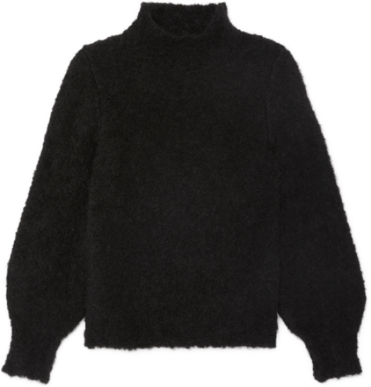 G. Label candy bell-sleeve sweater