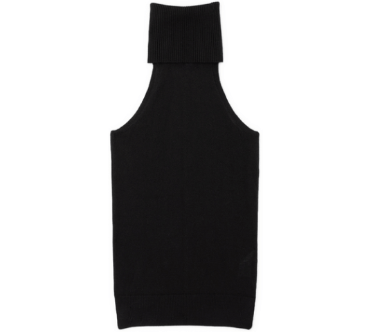 G. Label Settle Halter Turtleneck
