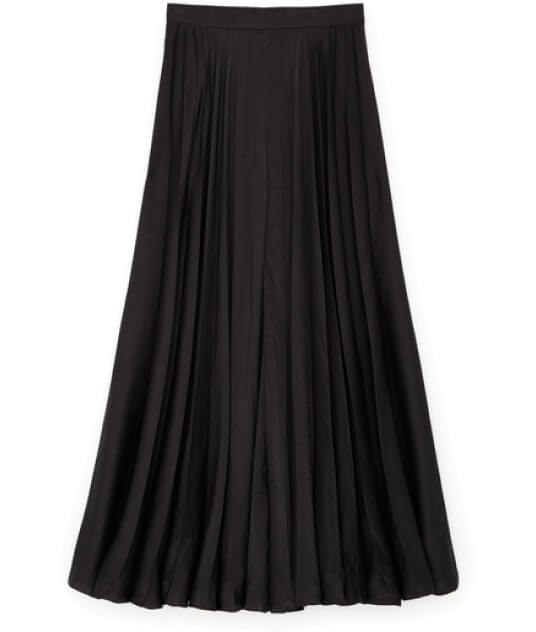 G. Label Laura Pleated Skirt