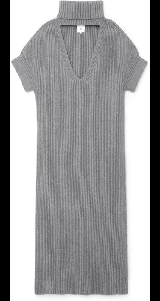 G. Label Dara Turtleneck Sweaterdress