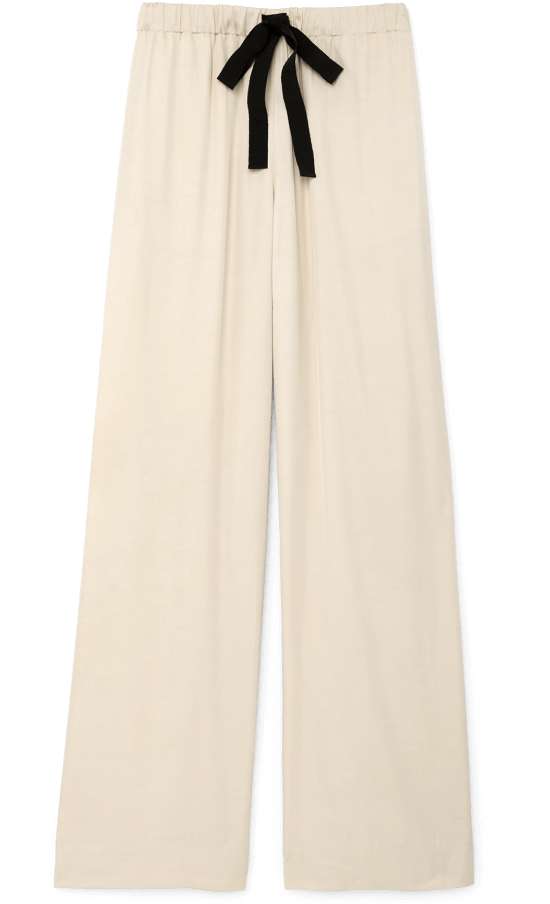 Brandon Wide-Leg Lounge Pants