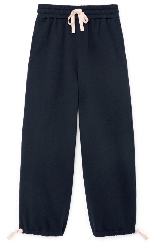 Capshaw Wide-Leg Sweatpants