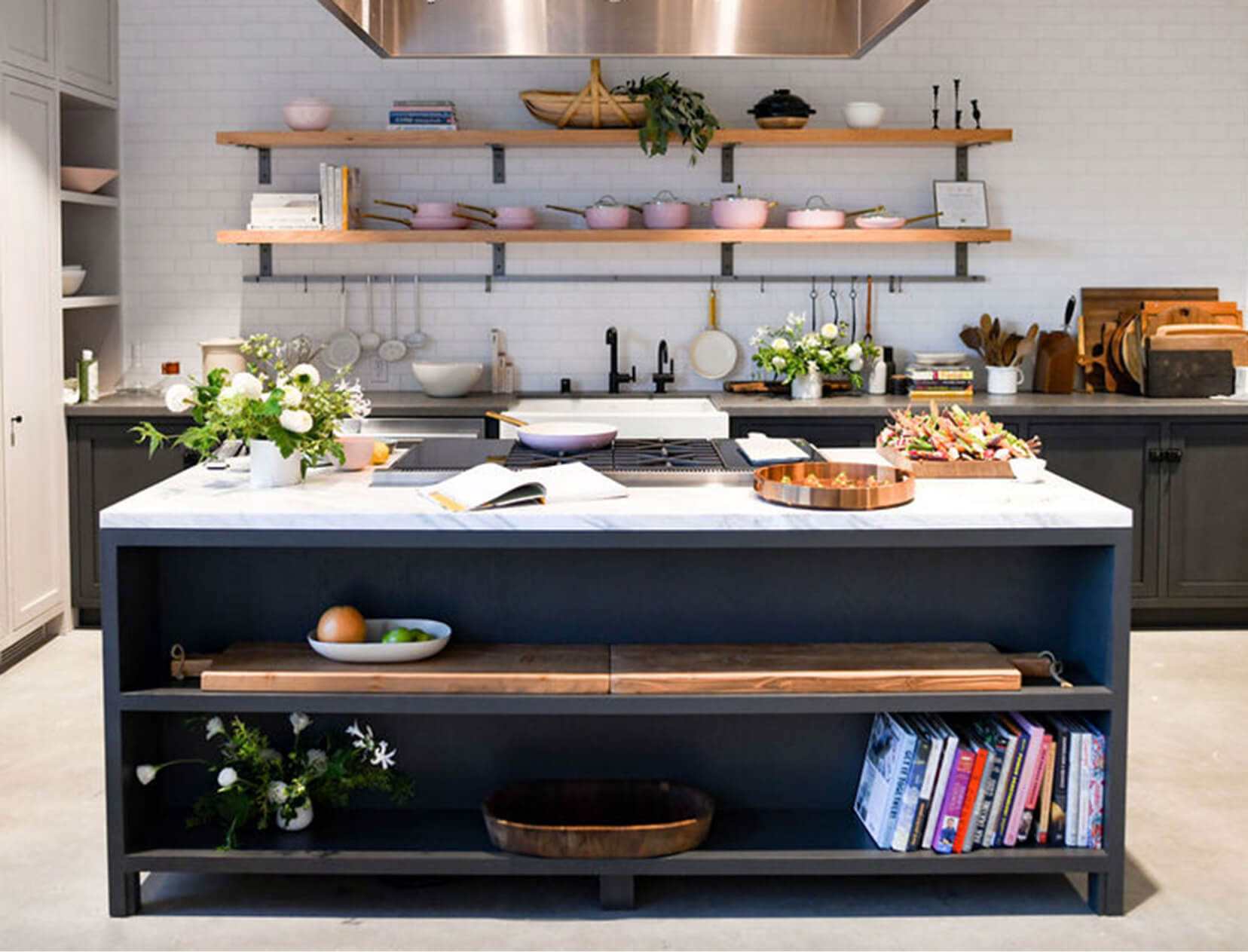 How We Re Stocking Our Brand New Kitchen For The Holidays Goop