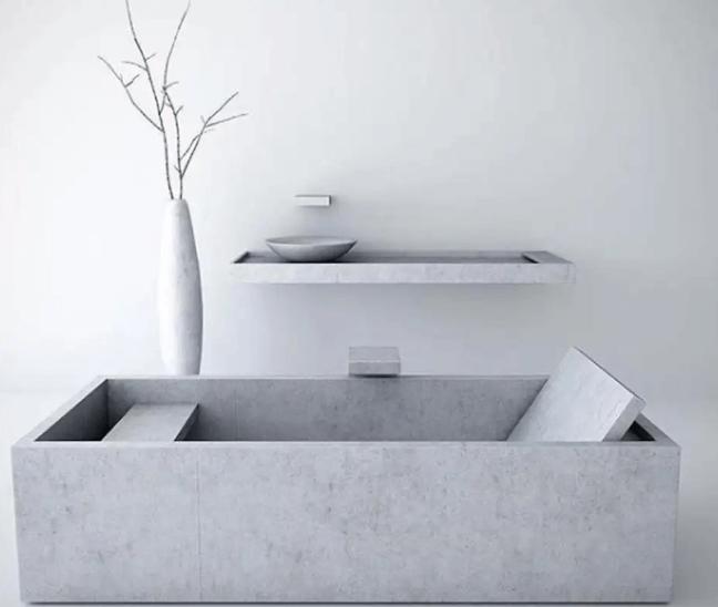 Pibamarmi Marble Bathtub