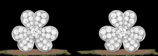 Van Cleef & Arpels Frivole Earrings