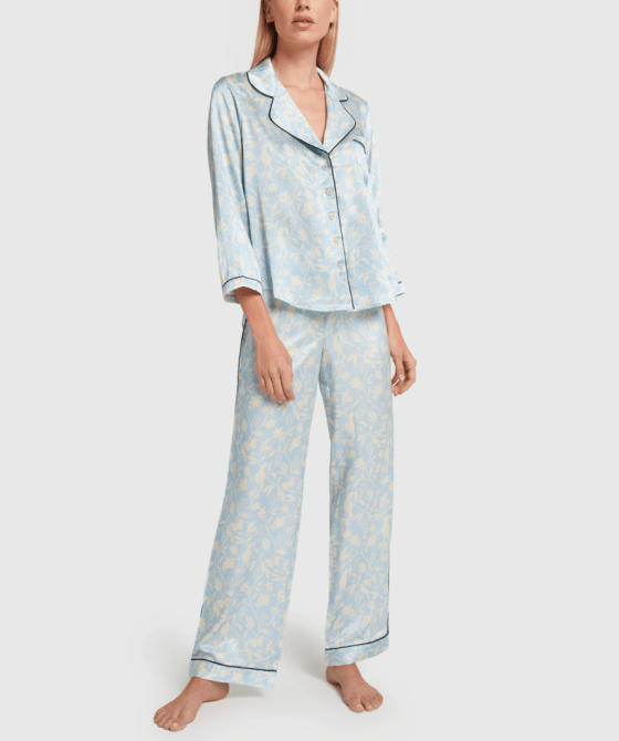 Morgan Lane KINSLEY NIGHT SHIRT and PARKER PANTS