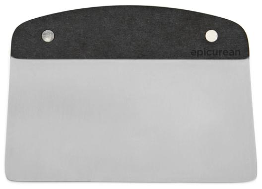 Epicurean Stainless Steel Bench Scraper