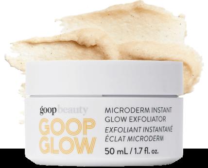 goop Beauty Microderm Instant Glow Exfoliator