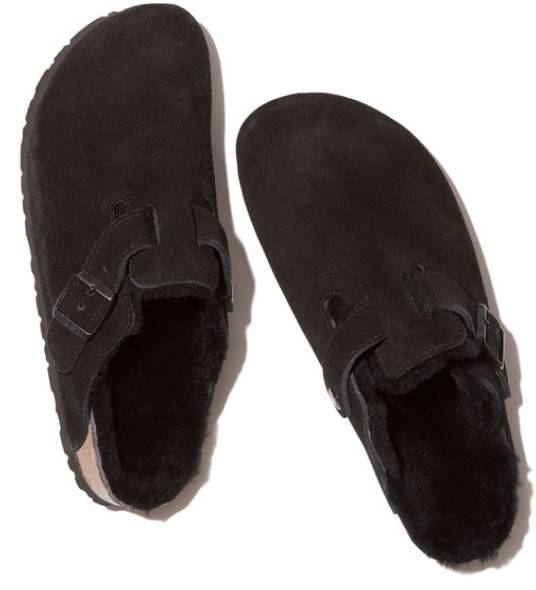 Birkenstock Boston Shearling-Lined Birkenstock