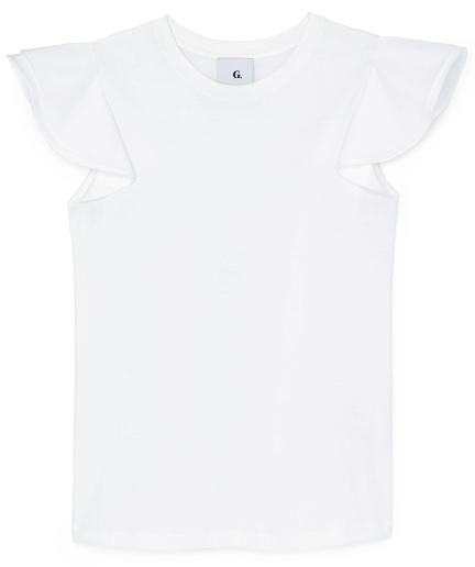 G. Label Silveira Ruffle shirt