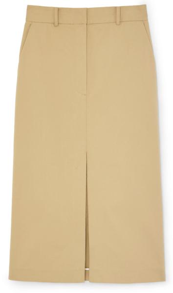 G. Label Alexandra Slit trouser skirt