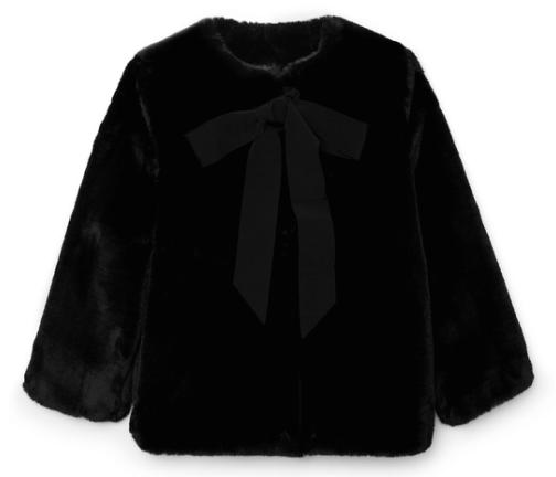 G. Label Sharon Faux-Fur Jacket