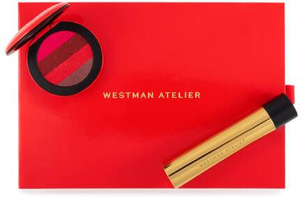 Westman Atelier Mascara + lip palette