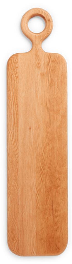 Alexis Steelwood Long Charcuterie Board