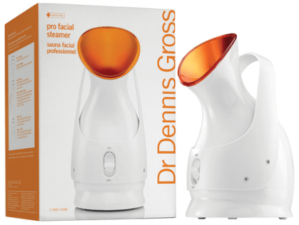 Dr. Dennis Gross facial steamer